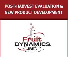 FRUIT DYNAMICS - POST HARVEST EVALUATION & NEW PRODUCT DEVELOPMENT